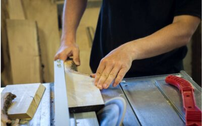 Comment couper du bois sans éclats ?