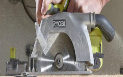 Scie circulaire ryobi filaire : tout savoir sur cette machine